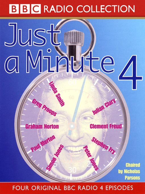 Just a Minute 4 (MP3)